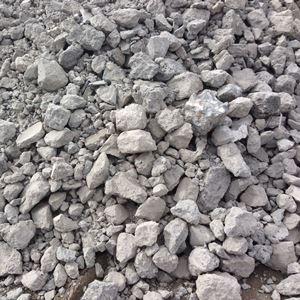 дробленый бетон (вторичный щебень)