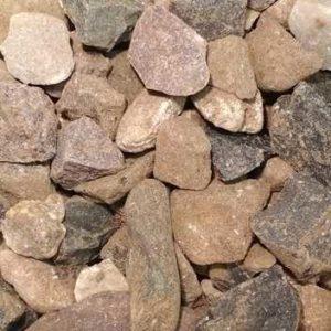 фото гравийного щебня